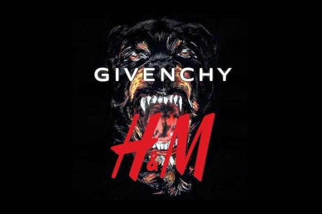 Givenchy X Hm So False What Karl Told Me